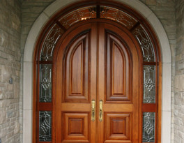 Custom Doors Are Our Specialty